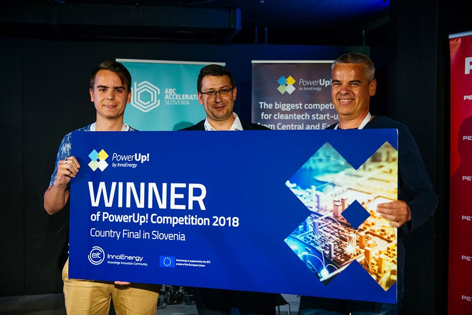PowerUp! 2018: New Urban Source of Water 'myWater' Announced Best Cleantech Solution in Slovenia