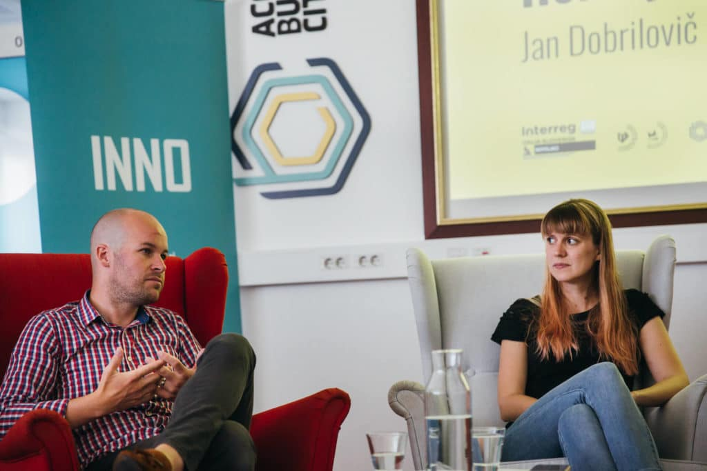 INNOtalks with Homey and Beeping:  What's the recipe for a successful startup?