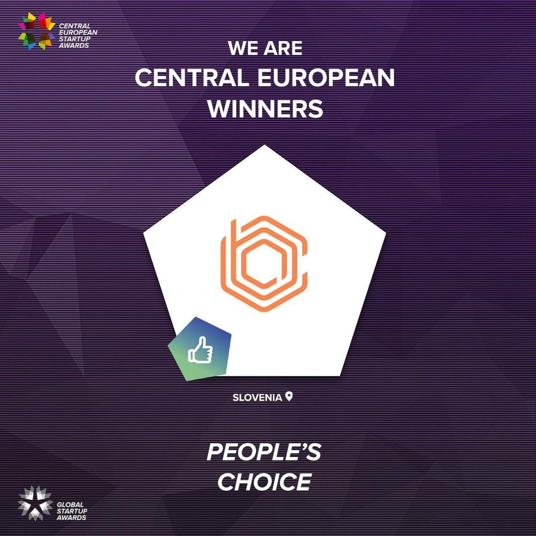 ABC Hub CESA winner of People's choice