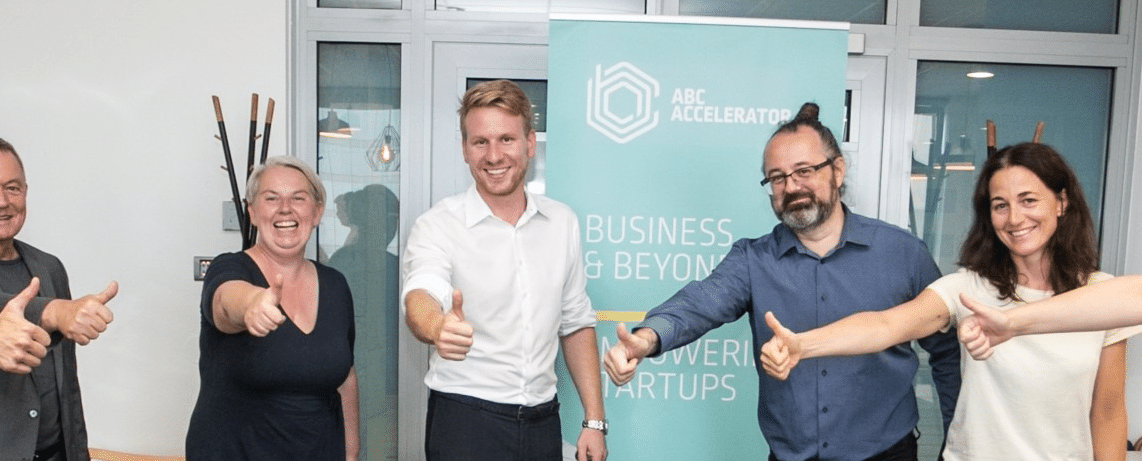 Abc accelerator startups obtained 4.8 million euros of funds in the past year